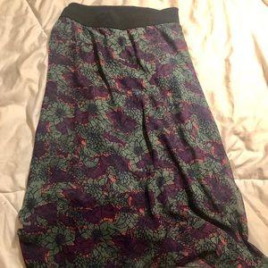 Succulent Chiffon Lola Skirt!